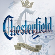 Tuburi tigari Chesterfield blue