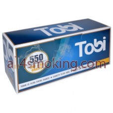 Tuburi tigari TOBY 500+50 GRATUIT