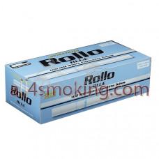 Tuburi tigari Rollo BLUE 100 {10 CM}