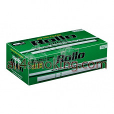 Tuburi tigari Rollo mentol micro slim